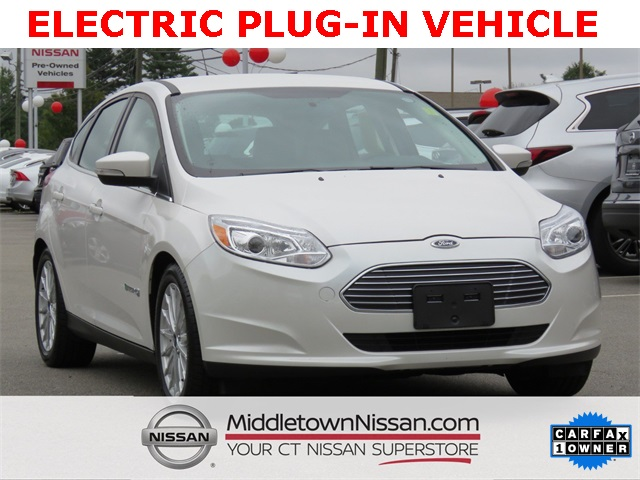 Pre Owned 2017 Ford Focus Electric Base