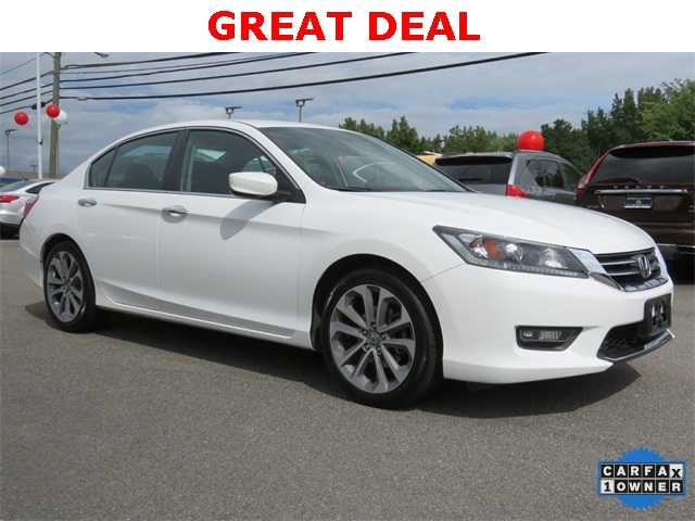 Amazing Pre Owned 2015 Honda Accord Sport