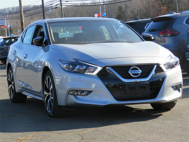 New 2018 Nissan Maxima 3.5 SL FWD 4D Sedan