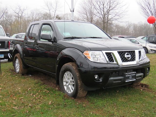 new 2018 nissan frontier sv 4d crew cab in middletown. Black Bedroom Furniture Sets. Home Design Ideas