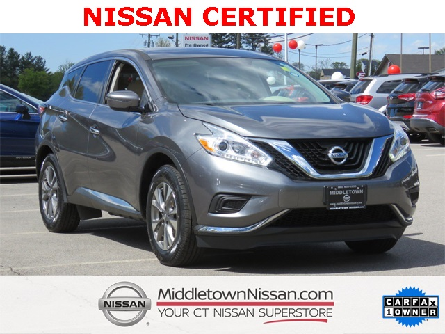 Certified Pre Owned 2016 Nissan Murano S