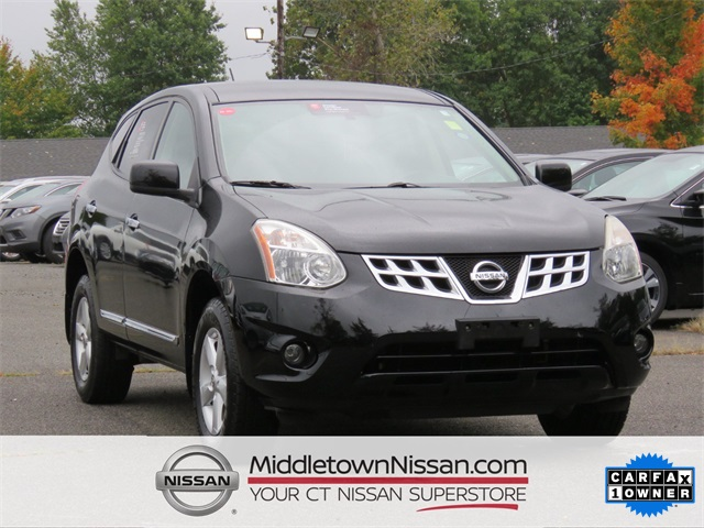 Delightful Certified Pre Owned 2013 Nissan Rogue S