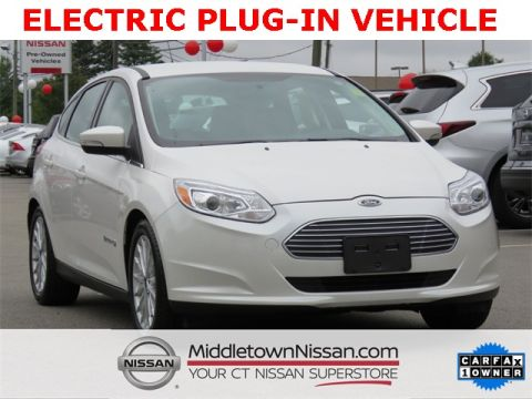Pre-Owned 2017 Ford Focus Electric Base