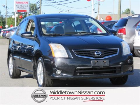 Pre Owned 2010 Nissan Sentra 2.0 SL