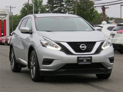 New Nissan Muranos For Sale near New Britain, CT | Middletown Nissan