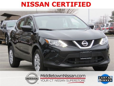 Pre-Owned 2018 Nissan Rogue Sport S