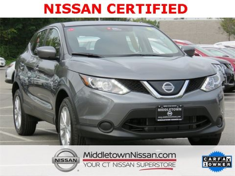 Certified Pre-Owned 2018 Nissan Rogue Sport S