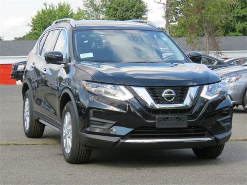 New 2018 Nissan Rogue Sv